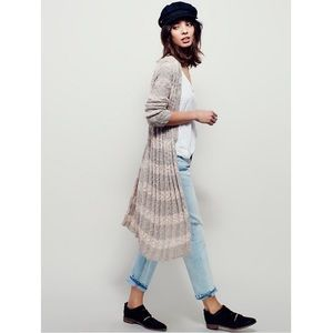 Free People Free Spirit Cardigan